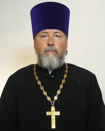 Священник Виталий Данилюк
