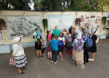 Поездка учащихся в Московский Иоанно-Предтеченский женский монастырь