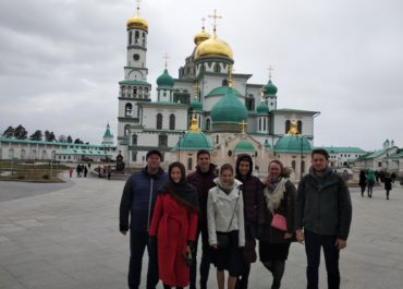 Паломническая поездка в Воскресенский Ново-Иерусалимский ставропигиальный мужской монастырь