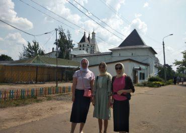 Мы добрались до Серпухова