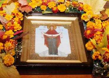 Праздник «Покров Пресвятой Богородицы» в воскресной школе