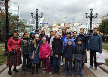 Экскурсия в Высоко-Петровский монастырь