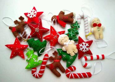 Мастер-класс по созданию рождественских сувениров состоится 4 января