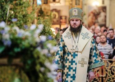 25 января состоится праздничное архиерейское богослужение