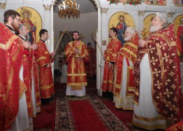 Престольный праздник храма св. мц. Татианы Римской в Люблино