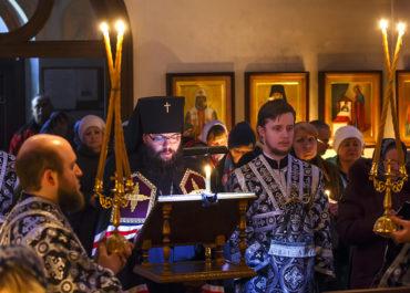 Великий канон свт. Андрея Критского. Четверг 1-ой седмицы Великого поста