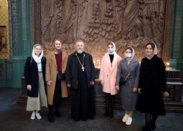 Экскурсия в Главный храм Вооруженных Сил Российской Федерации