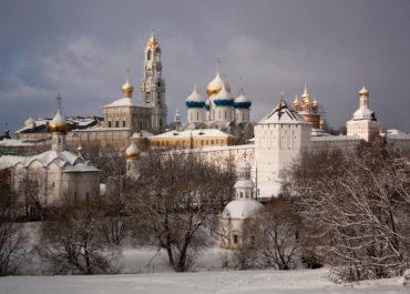 Поездка в Свято-ТроицкуюСергиевулавру